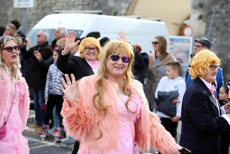 Velika karnevalska povorka Zadarski karneval 23.02.2020, foto Fabio Šimićev 2 106-800x534