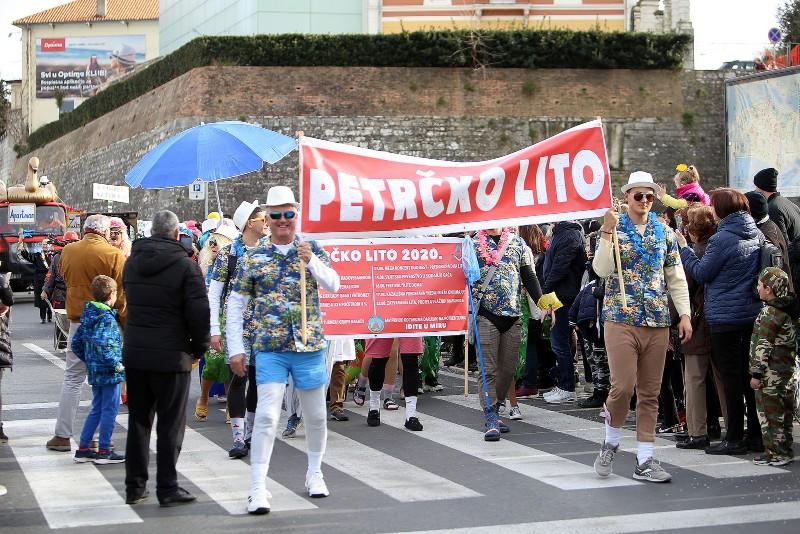 Velika karnevalska povorka Zadarski karneval 23.02.2020, foto Fabio Šimićev 2 108-800x534