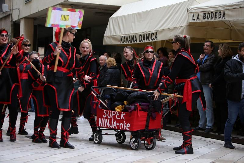 Velika karnevalska povorka Zadarski karneval 23.02.2020, foto Fabio Šimićev 2 146-800x534