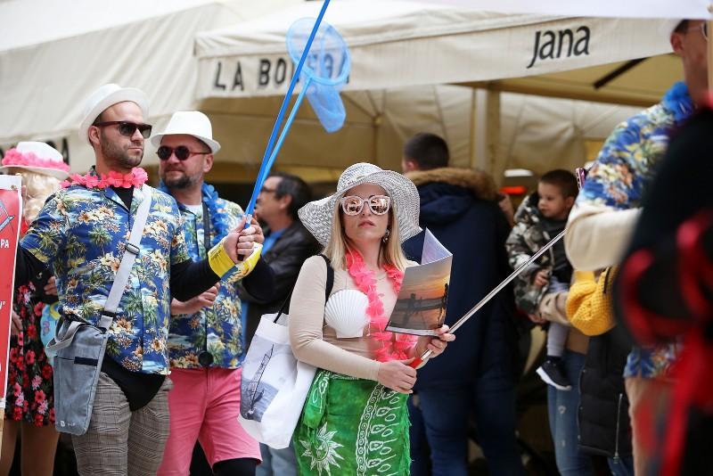 Velika karnevalska povorka Zadarski karneval 23.02.2020, foto Fabio Šimićev 2 147-800x534