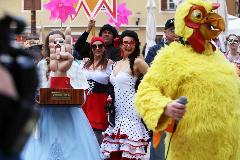 Zadarski karneval 2020. primopredaja vlasti & Valentinovo 14.02, foto Fabio Šimićev 02-800x534