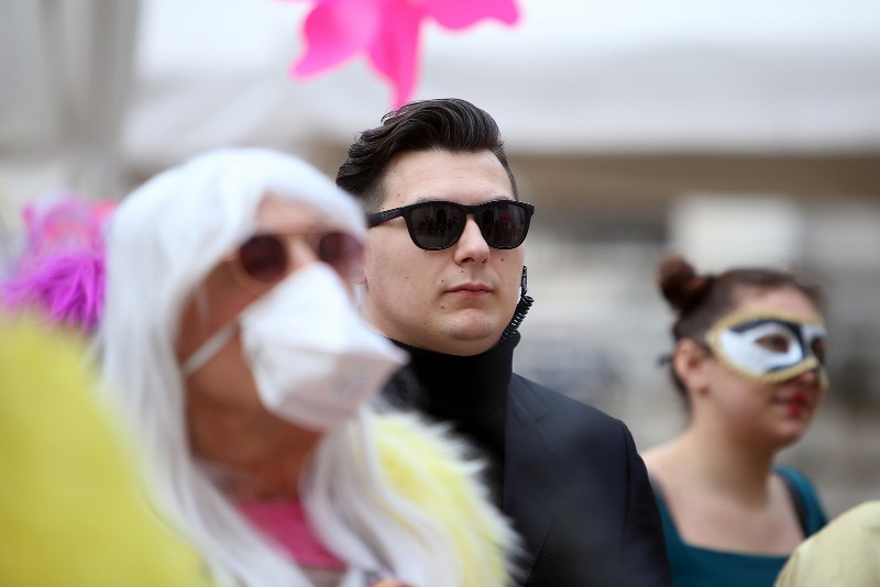 Zadarski karneval 2020. primopredaja vlasti & Valentinovo 14.02, foto Fabio Šimićev 06-800x534