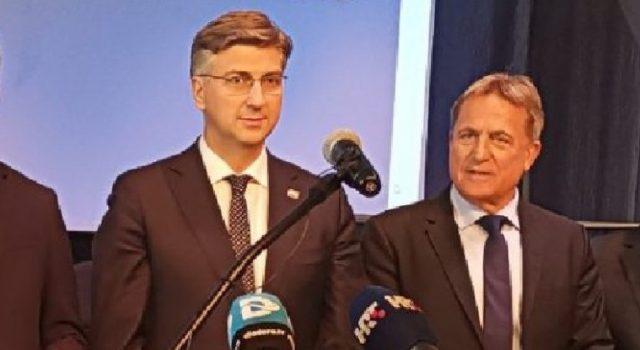 Plenković: Ukinut ćemo dožupane, dogradonačelnike i donačelnike općina