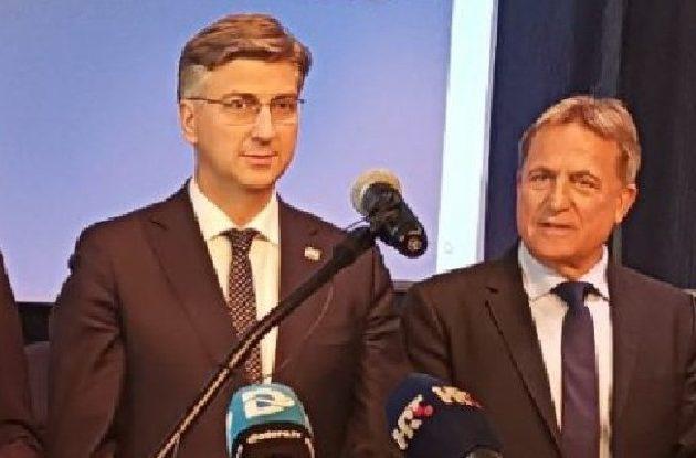 Premijer Plenković dolazi u Zadar; Obići će Bedeme, Tržnicu i Tehničku školu