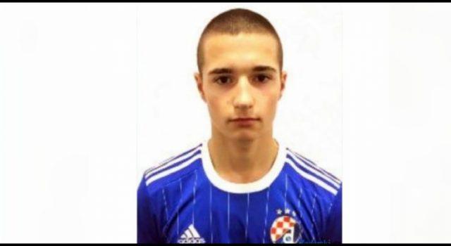 SPORTSKI USPJEH Mladi Bibinjac Dino Šimunić (16) potpisao za Dinamo