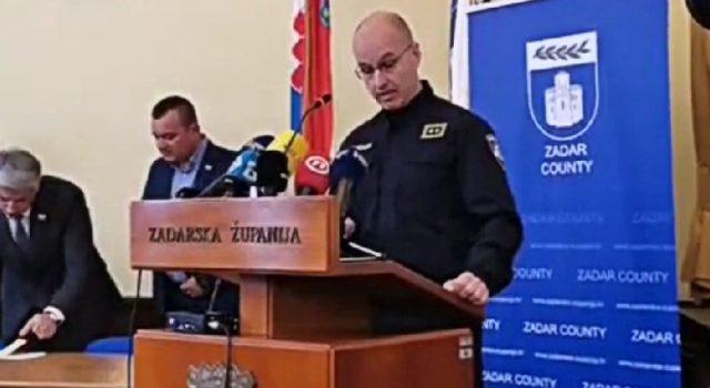 Zadarska policija kaznila devet osoba zbog kršenja samoizolacije