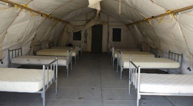 Pored zadarske bolnice gradit će se šator za 50 pacijenata