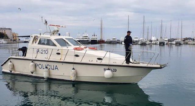 Zbog glisiranja u blizini obale policija kaznila dvojicu Belgijanaca
