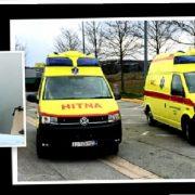 Vozni park Zavoda za hitnu medicinu Zadarske županije bogatiji je za dva vozila