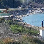 Poduzetnik Martinović devastira obalu; Spriječili ga nisu ni korona virus ni požar!