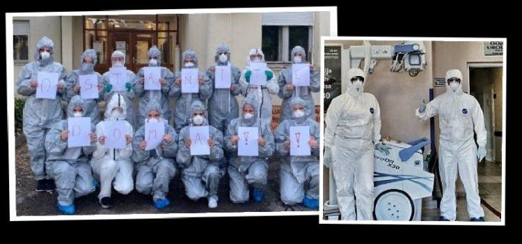 Iz Opće bolnice Zadar zahvala donatorima i svima koji su im pružili podršku