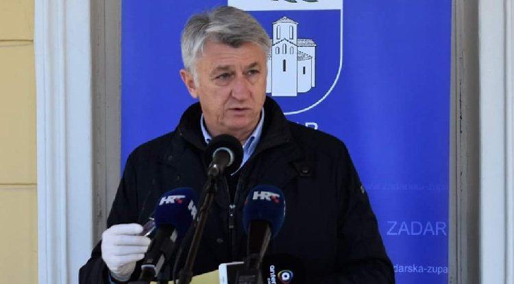 Zaposlenicima Zadarske županije smanjit će se plaće za 10 posto