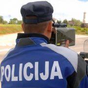 AKCIJA Tijekom 7 sati policija utvrdila 80 prekršaja