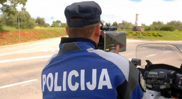 Tijekom akcije Vikend policija kontrolirala 364 bizava6i vozila