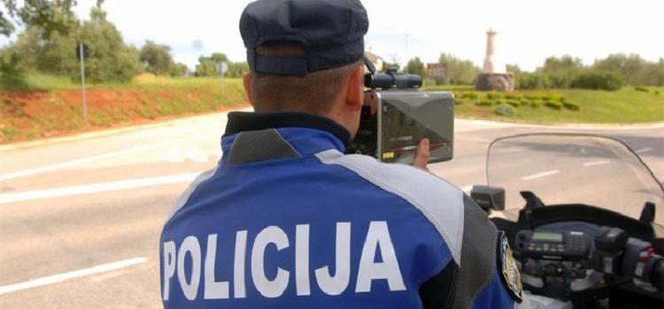 Policija kaznila vozača koji je vozio sa 2,93 promila alkohola