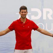 Novak Đoković pozitivan na korona virus