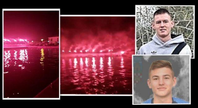 DIRLJIVO Mladi u Turnju bakljadom se oprostili od poginulih prijatelja