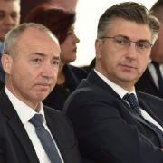 Plenković: Prihvatio sam ostavku Krstičevića, ali ne mislim da je odgovoran