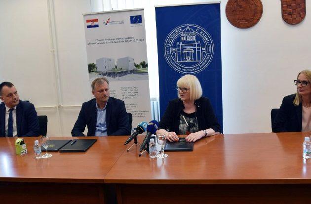 POTPIS SPORAZUMA Dukić: Ovo je važan korak u rješavanju studentskih potreba