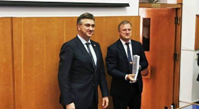Premijer Plenković: U razvoj Zadra ulažemo 135 milijuna kuna