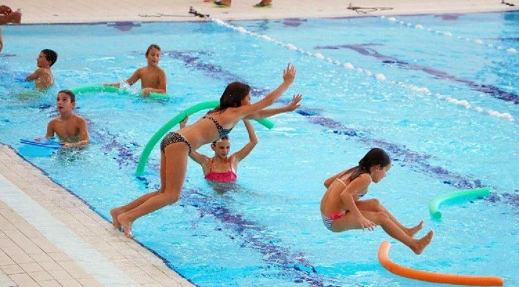 Od srijede ponovo se organiziraju dječji rođendani na bazenu na Višnjiku