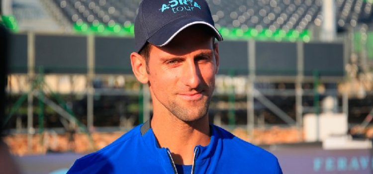 Novak Đoković: Moja obitelji i ja imali smo jako lijepu dobrodošlicu u Zadru
