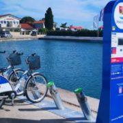 Javni bicikli u gradu Zadru tijekom lipnja besplatni na dva sata