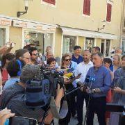 ŠKORO: Nije dobro što je Zadar postao poznat u svijetu zbog zaraze tenisača