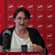 Saborska zastupnica Renata Sabljar Dračevac izbačena iz SDP-a