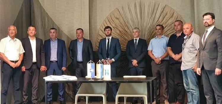 U Zadru potpisani ugovori za sustav vodoopskrbe i odvodnje vrijedni 34 milijuna kuna