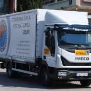 Strukovnoj školi Vice Vlatkovića uručena vrijedna donacija – kamion za obuku učenika