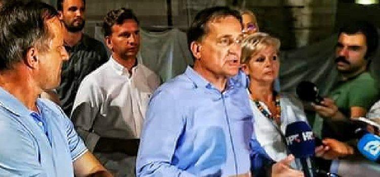 Kalmeta: HDZ je uvjerljivi pobjednik ovih izbora, hvala svima na glasovima!