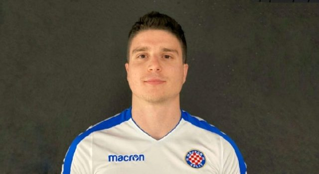 USPJEH Mladi Bibinjac Luka Fuzul – kondicijski trener u Hajduku!