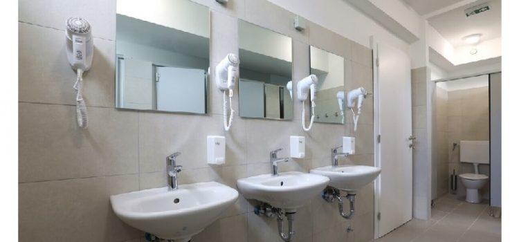 FOTO Na Višnjiku uređeni sanitarni čvor i svlačionice
