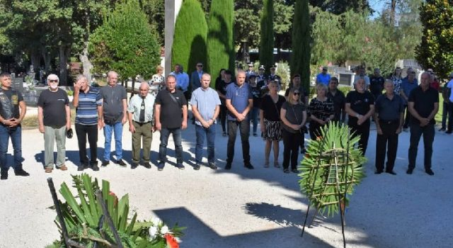 Obilježena 28. obljetnica  osnutka 7. Domobranske pukovnije Zadar