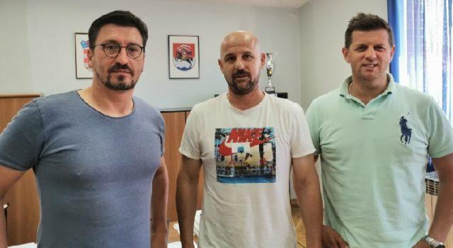 Novi trener seniora HNK Zadar je Marko Pinčić, a pomoćnik Jole Butić