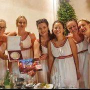 Klapa Kapric iz Zadra osvojila srebro na tradicionalnom Omiškom festivalu