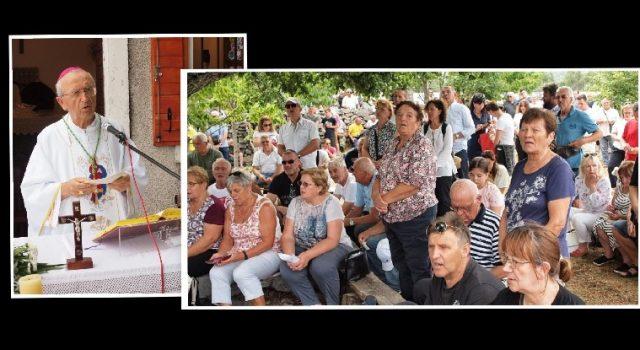 GALERIJA Vjernici proslavili Veliku Gospu na Rujnu na Velebitu