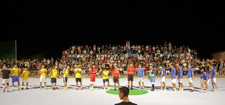 GALERIJA Finale malonogometnog turnira Raštane – Pobjedio MNK Tin