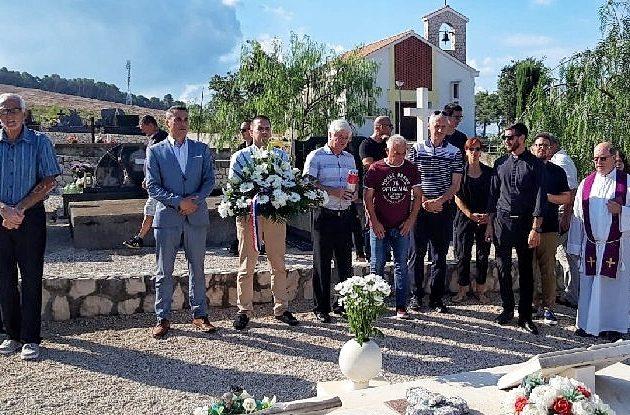 TUŽNO SJEĆANJE Prije 28 godina ubijen je mladi heroj iz Bibinja Alfredo Lisica