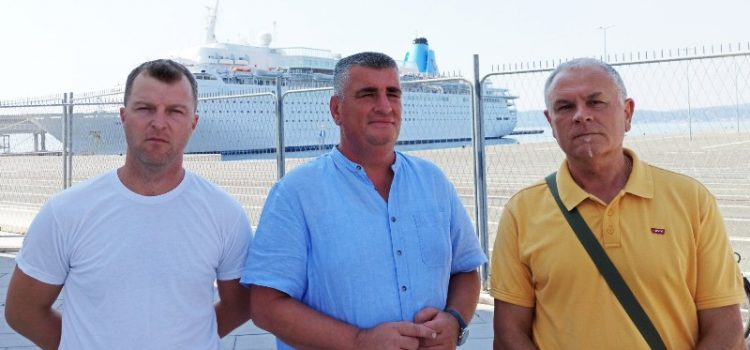 Malta: Kruzeri će zagaditi more, Gaženica postaje septička jama