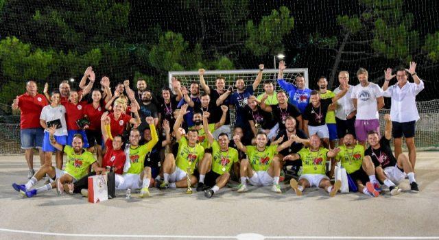 GALERIJA Održan memorijalni malonogometni turnir u Povljani