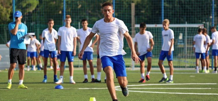 GALERIJA Mlađe kategorije HNK Zadar uspješno prošle zahtjevna testiranja