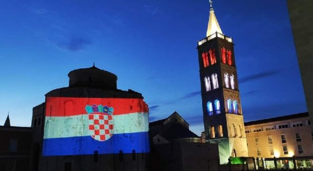 ZADAR Spektakularna proslava Dana pobjede i obljetnice akcije Oluja