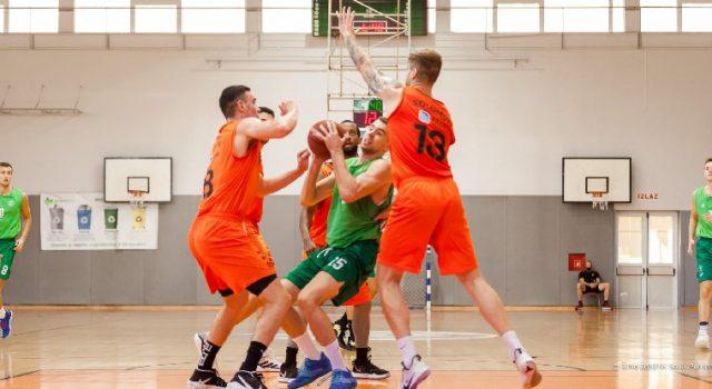 Košarkaši Sonik Puntamike izgubili u Šibeniku