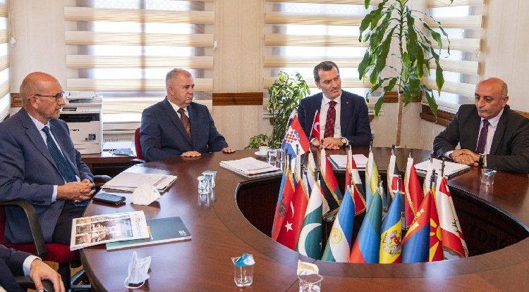 JAČANJE SURADNJE S OPĆINAMA TURSKE Baričević potpisao protokol