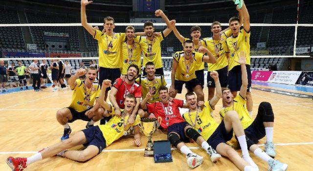 Odbojkaši Mladosti osvojili Kup Hrvatske na Višnjiku