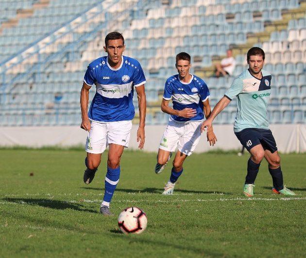 GALERIJA Odigrana utakmica HNK Zadar i NK Dalmatinac; Rezultat 4-1