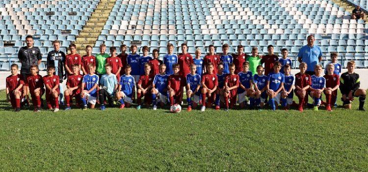 Odigrane prijateljske utakmice nogometaša Zadra i Rijeke