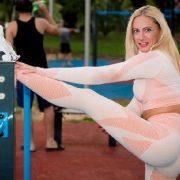 GALERIJA Zadranka Vanja Tokić putuje na Svjetsko prvenstvo u bodybuildingu